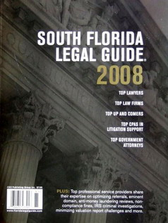South Florida Legal Guide 2008